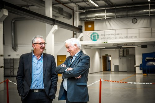 Norwegian Electric Systems`seminar - HAVtech - Norwegian